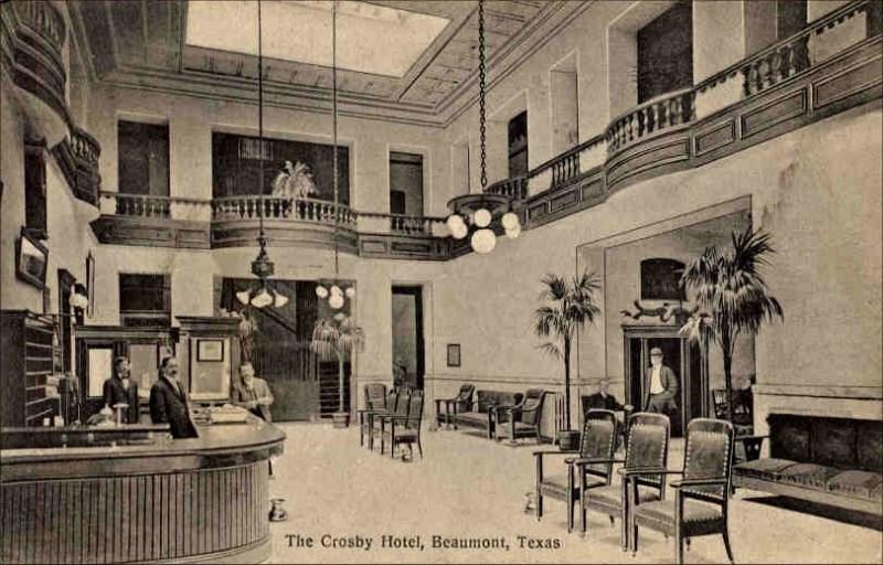 Crosby Hotel 1910