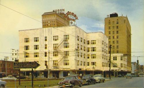 Crosby Hotel 1950 S