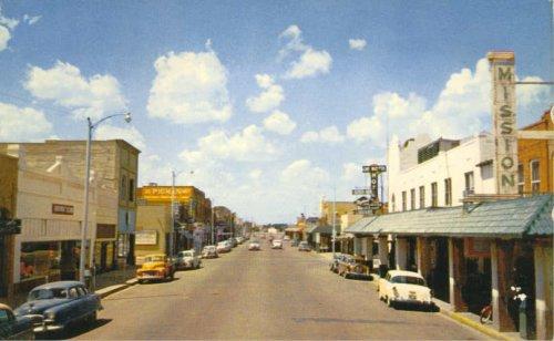 Texas Cafe Rio Grande City