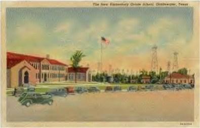 Texas school gladewater texas school