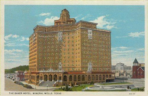 Mineral Wells Texas