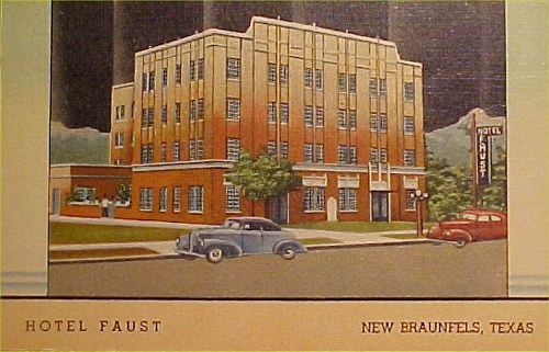 Hotel Faust 1940 S