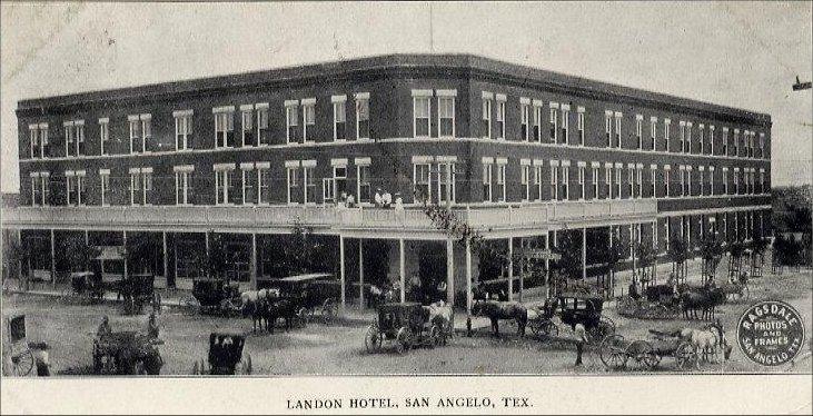 Landon Hotel 1908